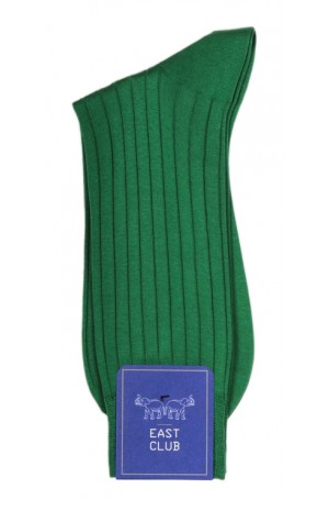 COTTON GREEN SOCKS