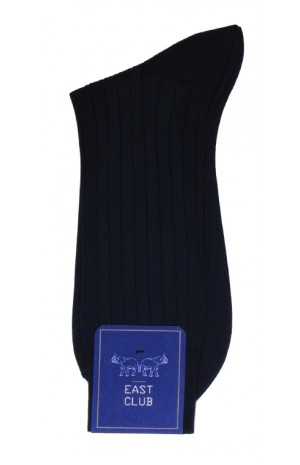COTTON NAVY SOCKS