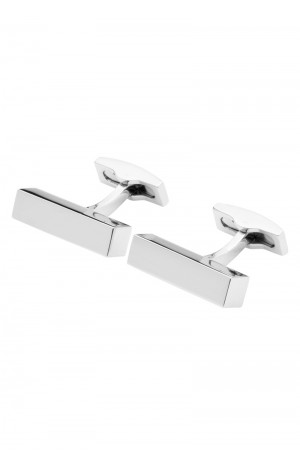 LONG RECTANGLE CUFFLINKS